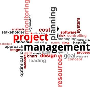 گرایش مدیریت پروژه